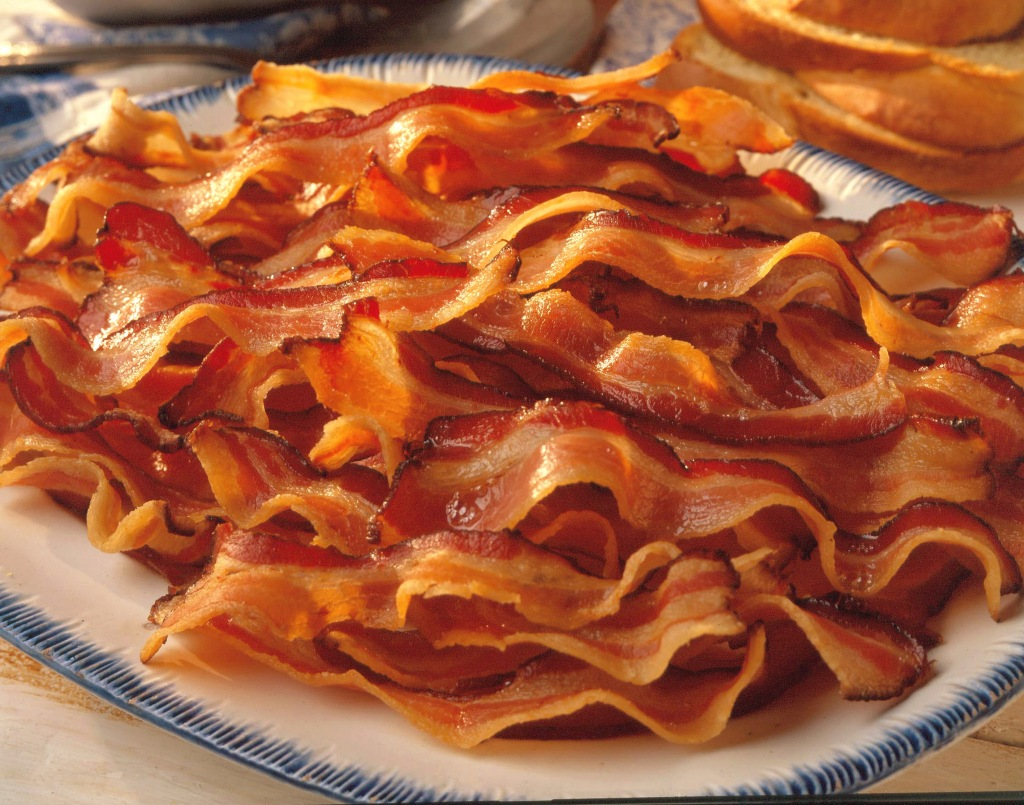 bacon crocante